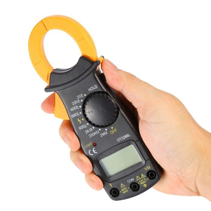 Test Light Handheld Digital Clamp