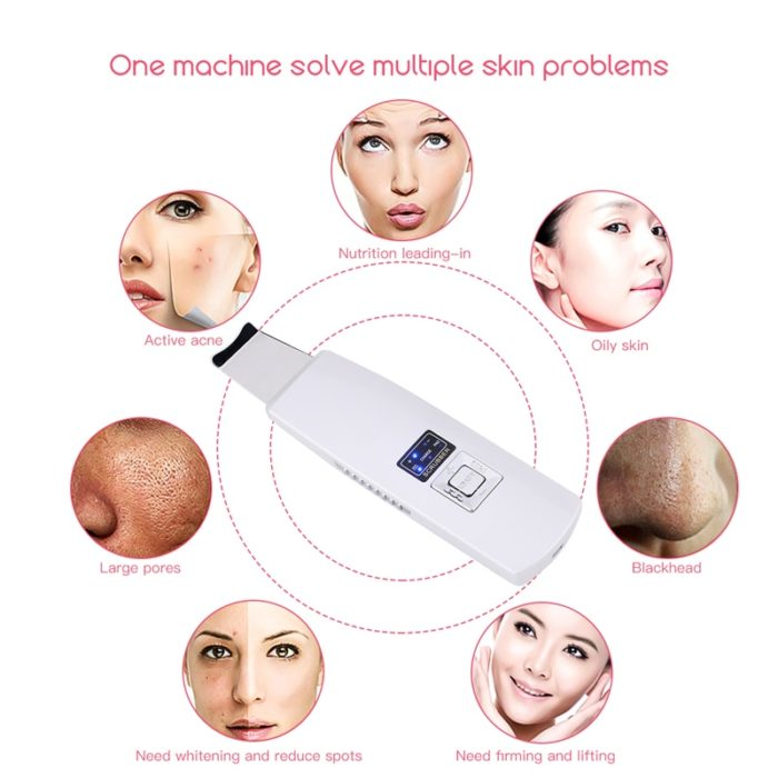 Face Scrub Ultrasonic Cleansing Brush