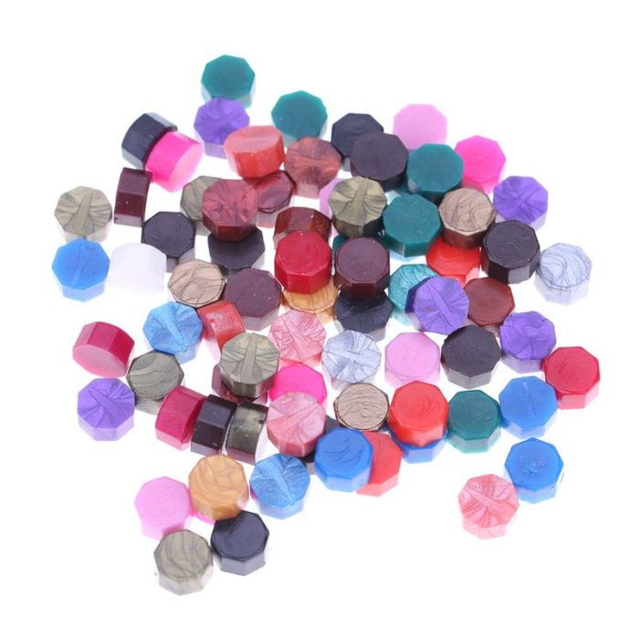 Seal Stamp Wax Tablets 100pcs/lot