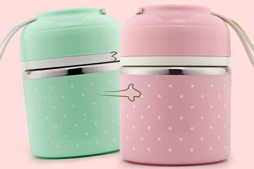 Thermal Insulated Lunch Box Containers