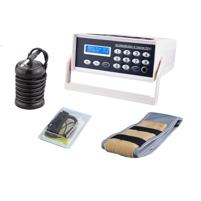 Ionic Foot Spa Machine With Far Infrared Waist Belt