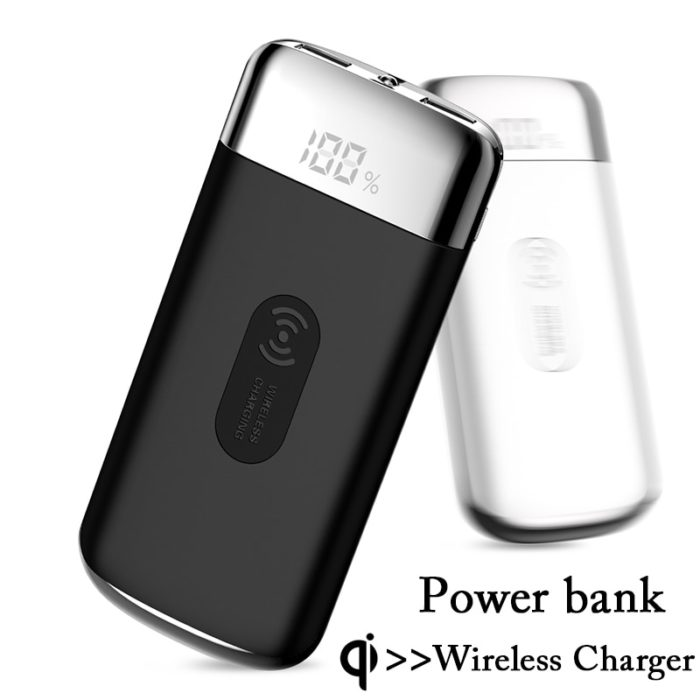 Power Bank 30000mAh Wireless Charging