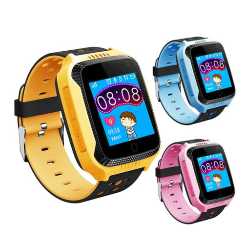 Kids Smart GPS Watch Tracker
