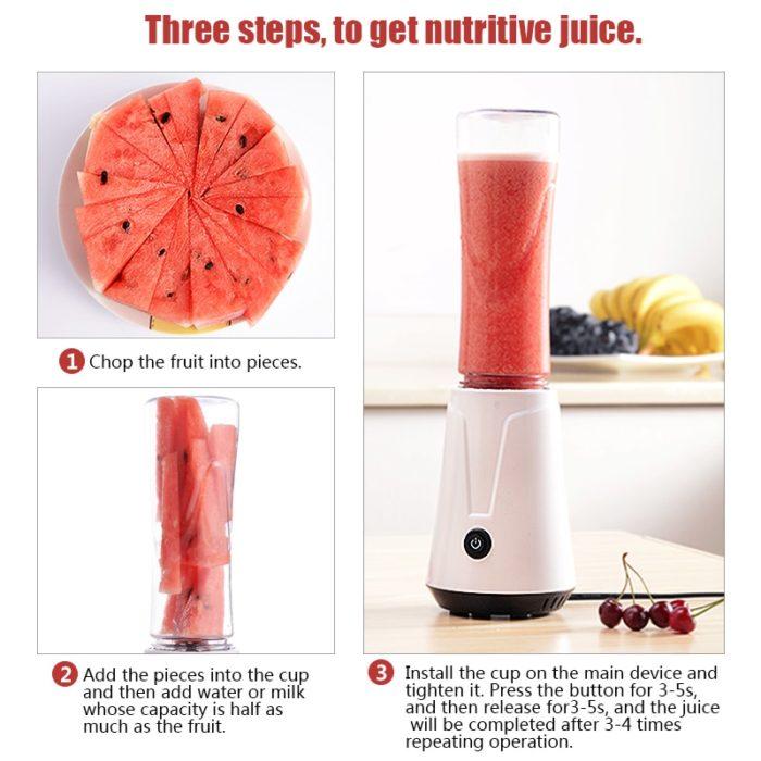 Juice Maker Multi-functional Blender