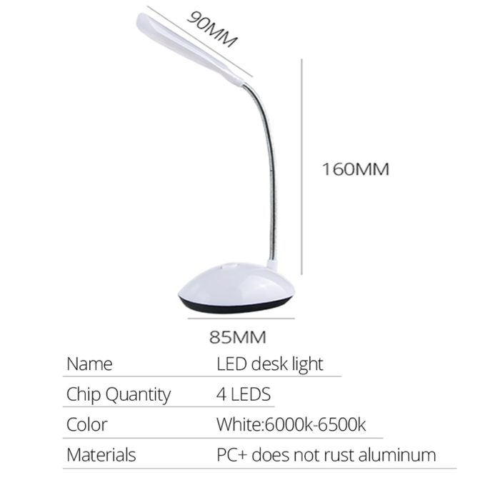 LED Night Light Rotating Lamp
