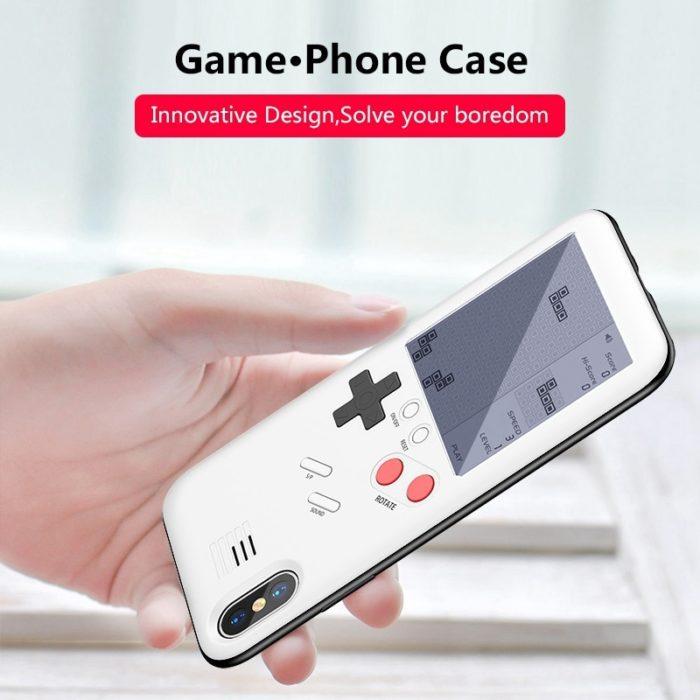 Designer iPhone Cases Retro Game Console