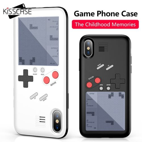Designer iPhone Cases Retro Game Console