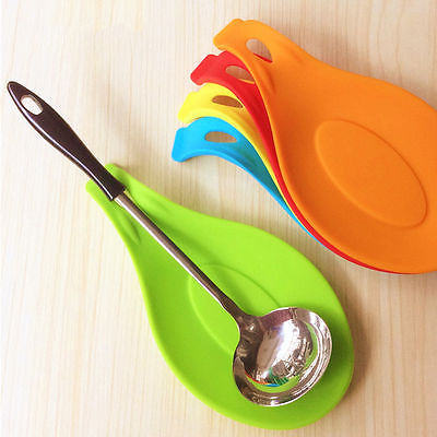 Spoon Holder Cooking Tool Rest