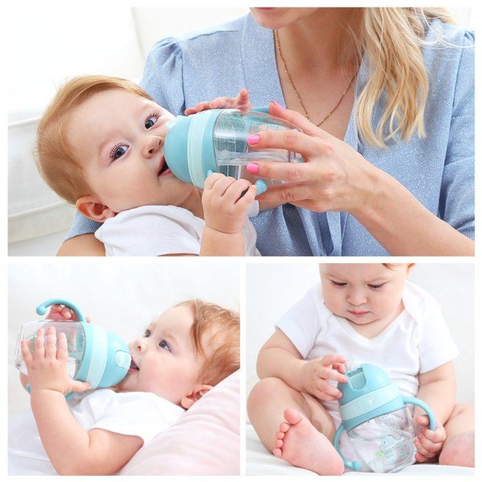 Baby Sipper Toddler Drinking Bottles