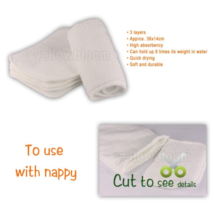 Cloth Nappies Diaper Insert