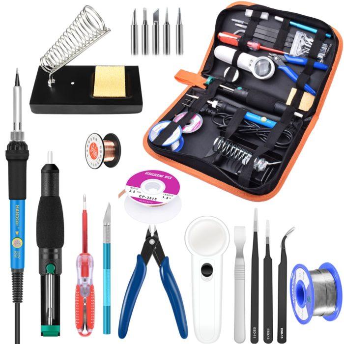 Soldering Kit Complete Set