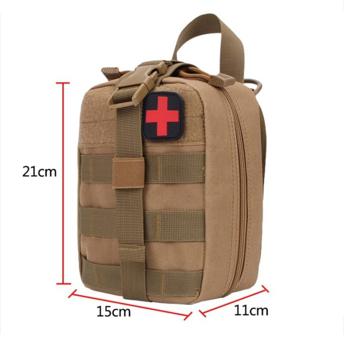 First Aid Bag Multifunctional Waist Pack