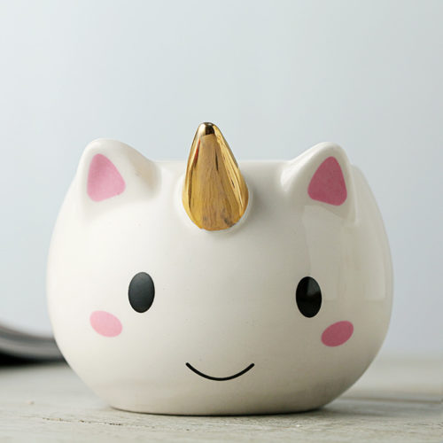 Cute Ceramic Unicorn Coffee Mug