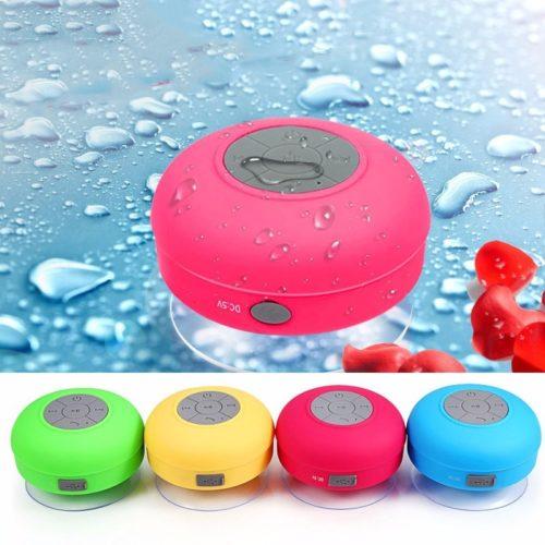 Mobile Speaker Shower Audio Player