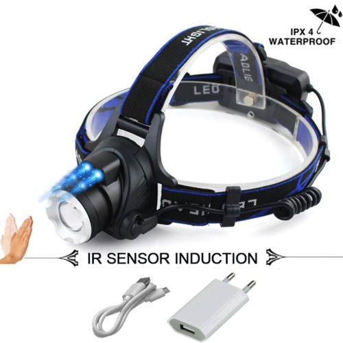 Headgear LED Lamp Water-resistant