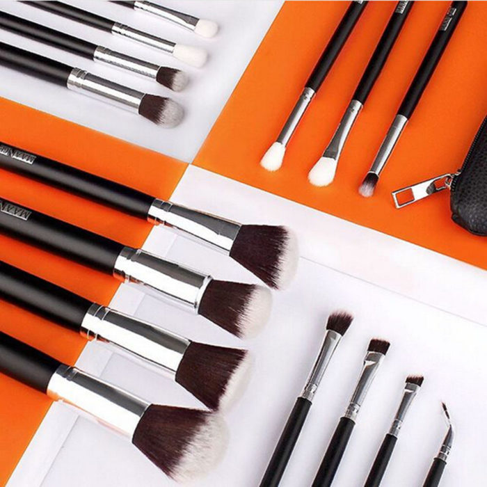 Brush Set Complete Makeup Kit