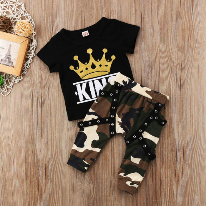 Cool Kids Clothes for Baby Boys