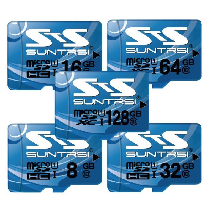 Micro SD Memory Card 128GB