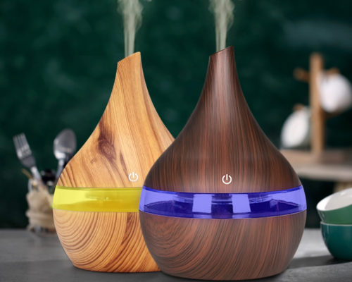 Cool Mist Humidifier For Home
