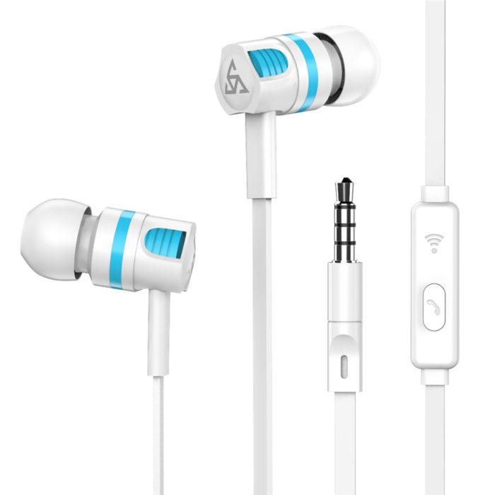 Noise Isolating Headphones Universal Earbuds