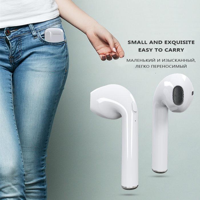 Wireless Bluetooth Earphones Mini Headset