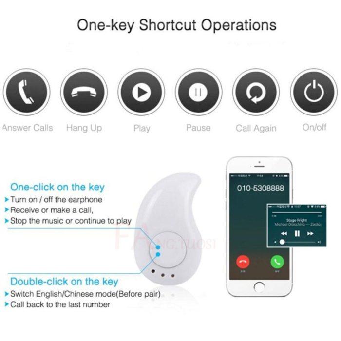 Wireless Sports Earbuds Bluetooth Earphones