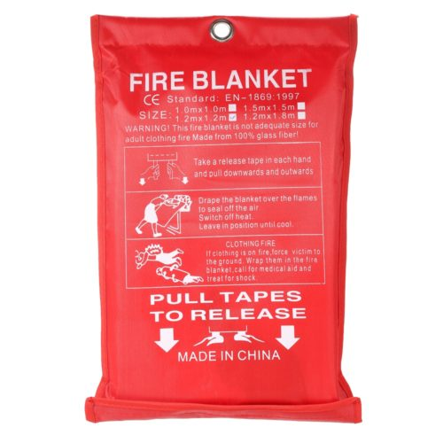 Fire blanket Fire Blanket Survival and Protection Equipment