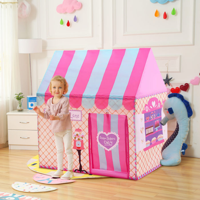 Kids Tent Indoor Ball Pit Playhouse