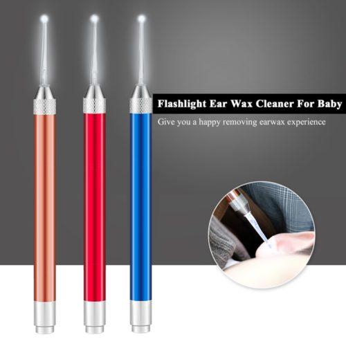Ear Wax Removal Tool Light Pen