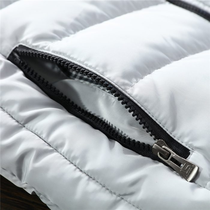 Insulated Jacket Men's Winter Vest