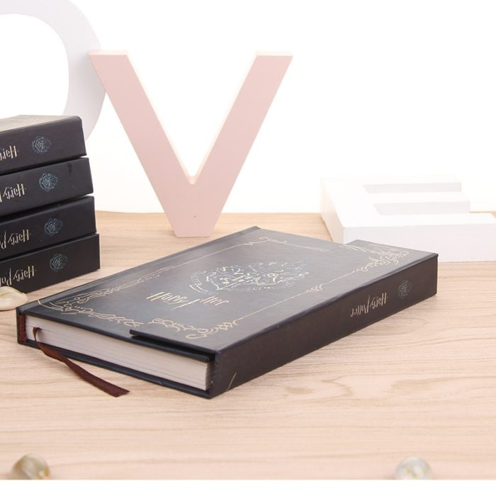 Planner Notebook Harry Potter Design