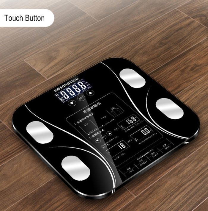Weight Scale with LCD display