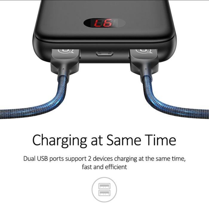 Power Bank 10000mAh Portable Charger