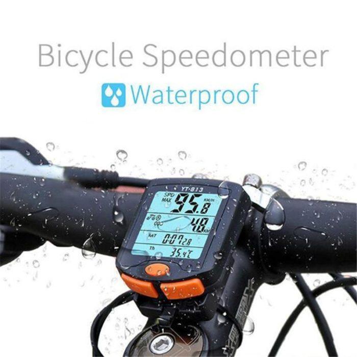 Speedometer Rainproof Cycling Device