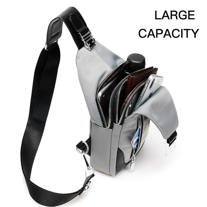 Mens Shoulder Bags Multifunctional Pack