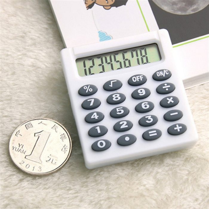 Basic Calculator Pocket Type