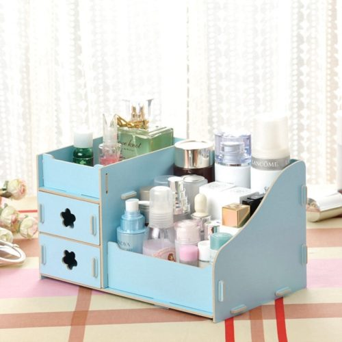 Storage Box  Jewelry  Makeup Organizer