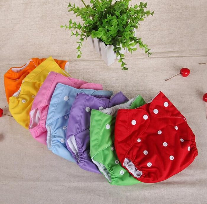 Baby Reusable Washable Nappies