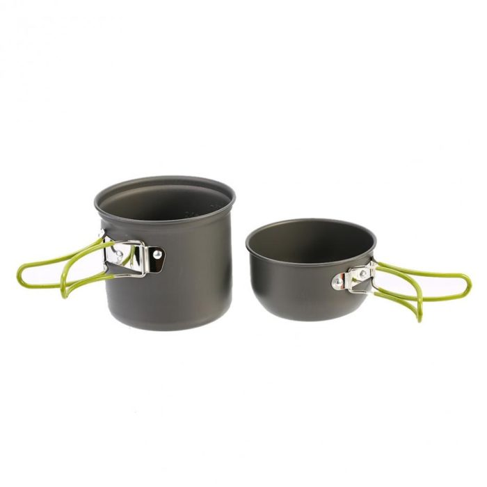 Camping Cooking Gear Outdoor Set
