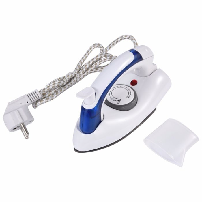 Travel Iron Foldable Clothes Steamer