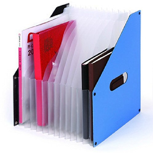 Expanding File Folder Document Organizer