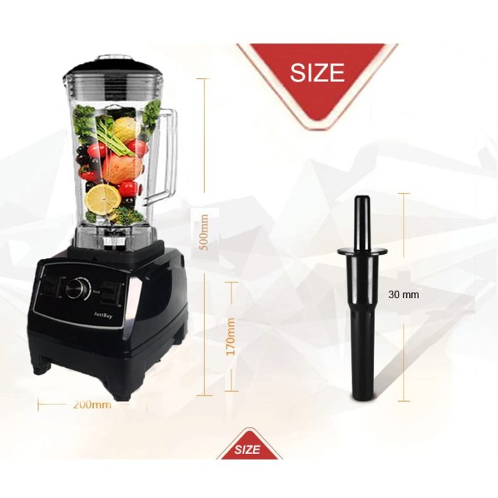 Blender Mixer Commercial Food Processor