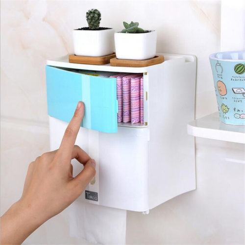 Bathroom Medicine Cabinets Tissue Holder
