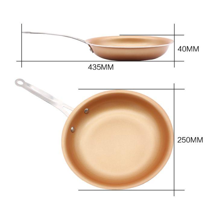 Frying Pan Non-stick Ceramic