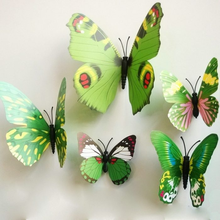 Butterfly Wall Stickers Decoration