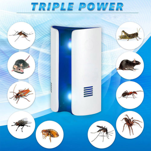 Electronic Pest Control Insect Repellent