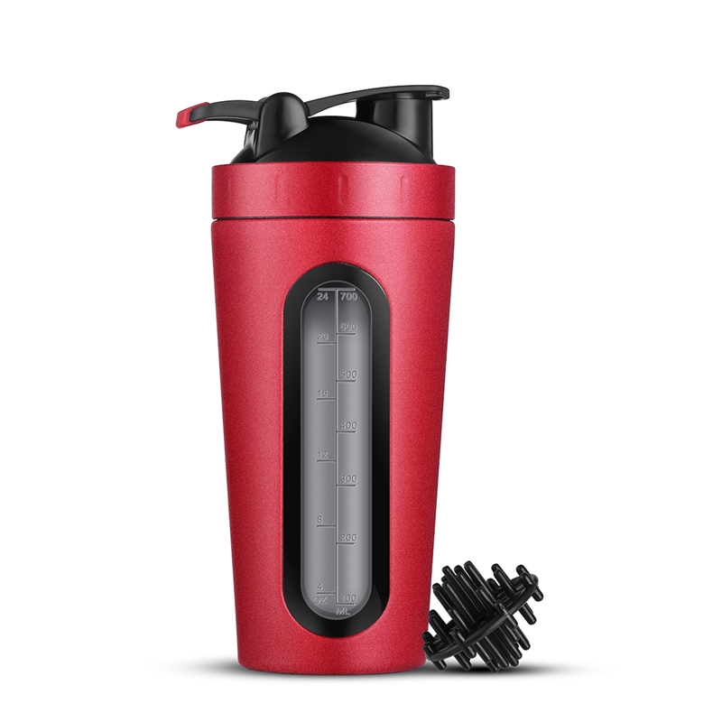 Protein Shaker Net: Protein Shaker Bottle Mixer 700ml
