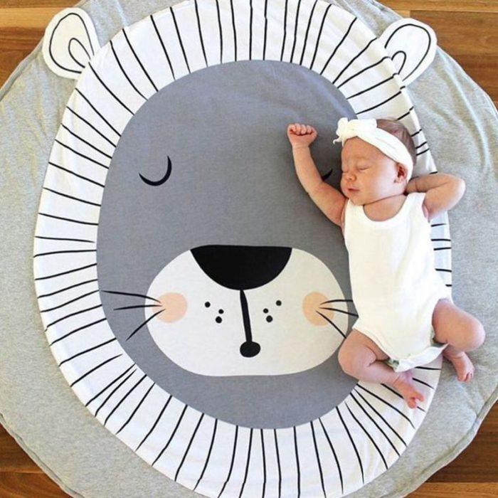 Baby Floor Mat Activity Play Pad