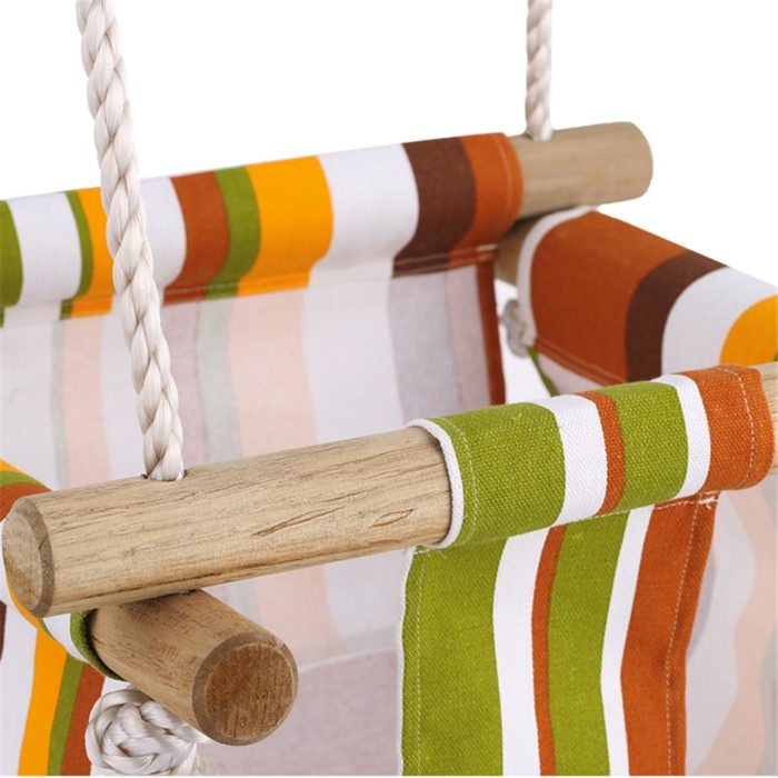 Baby Swing Chair Canvas Seat Cushion