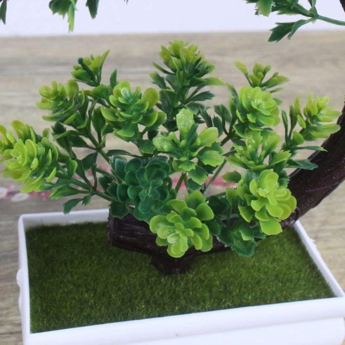 Bonsai Plants Artificial Ornaments